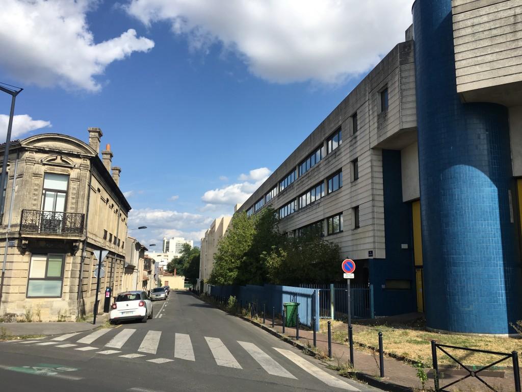Acoba Assistance maîtrise d'ouvrage Bordeaux : Groupe scolaire Tivoli Rivière - Avant Extérieur 2