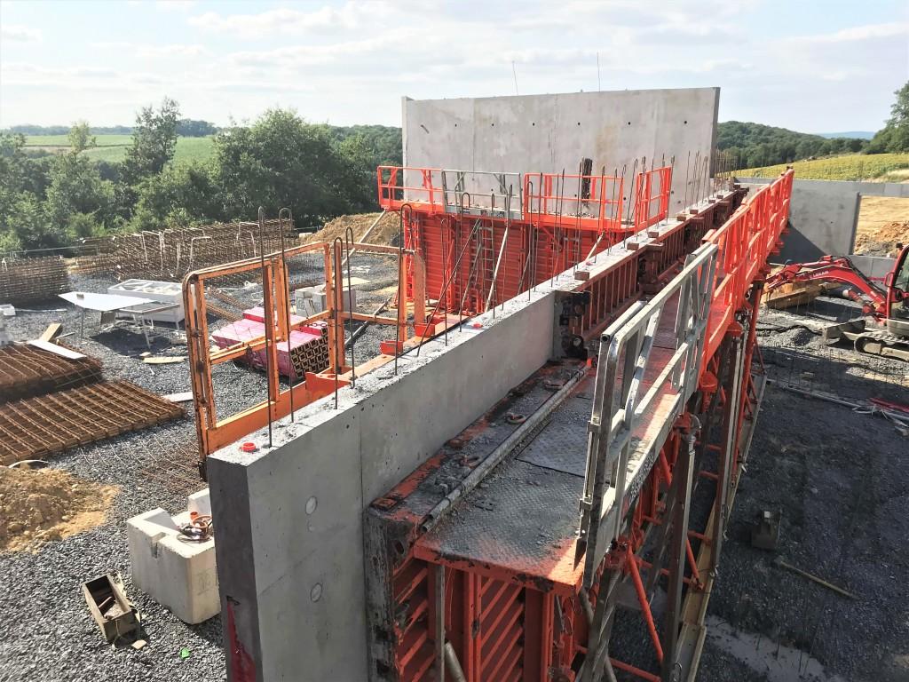 Acoba Assistance maîtrise d'ouvrage : EPAS 65 – Poursuite des travaux du nouvel EHPAD de Castelnau-Rivière-Basse - 2