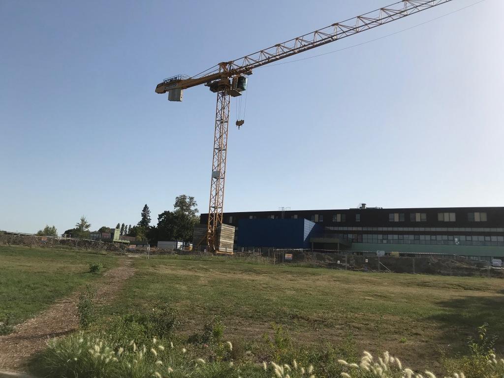 Acoba Assistance maîtrise d'ouvrage : UGECAM Aquitaine – Construction d'une extension de 60 lits de CSSR à la Tour de Gassies - 1