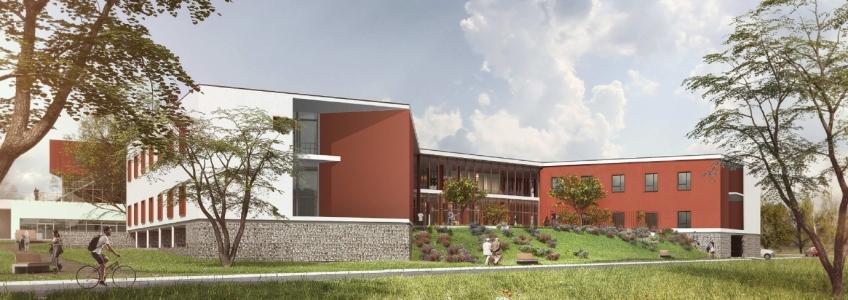 Acoba Assistance maîtrise d'ouvrage : UGECAM Aquitaine – Construction d'une extension de 60 lits de CSSR à la Tour de Gassies