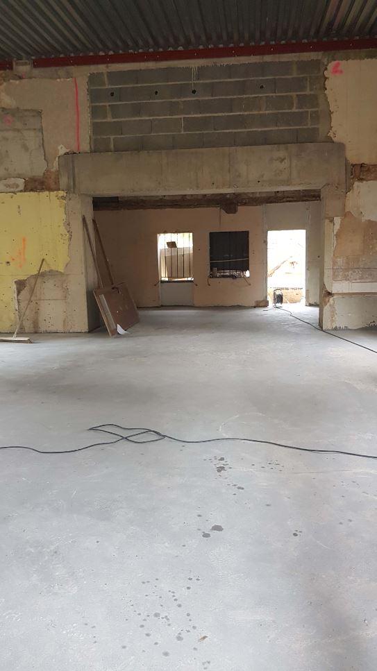 Acoba Assistance maîtrise d'ouvrage : Réhabilitation du Moulin d'Anguitard et aménagement d'un pôle culturel à Chasseneuil-du-Poitou, poursuite des travaux - 2
