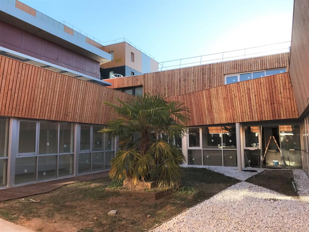 Acoba Assistance maîtrise d'ouvrage : La phase 3 des travaux du Centre Hospitalier de Nontron vont bientôt débuter