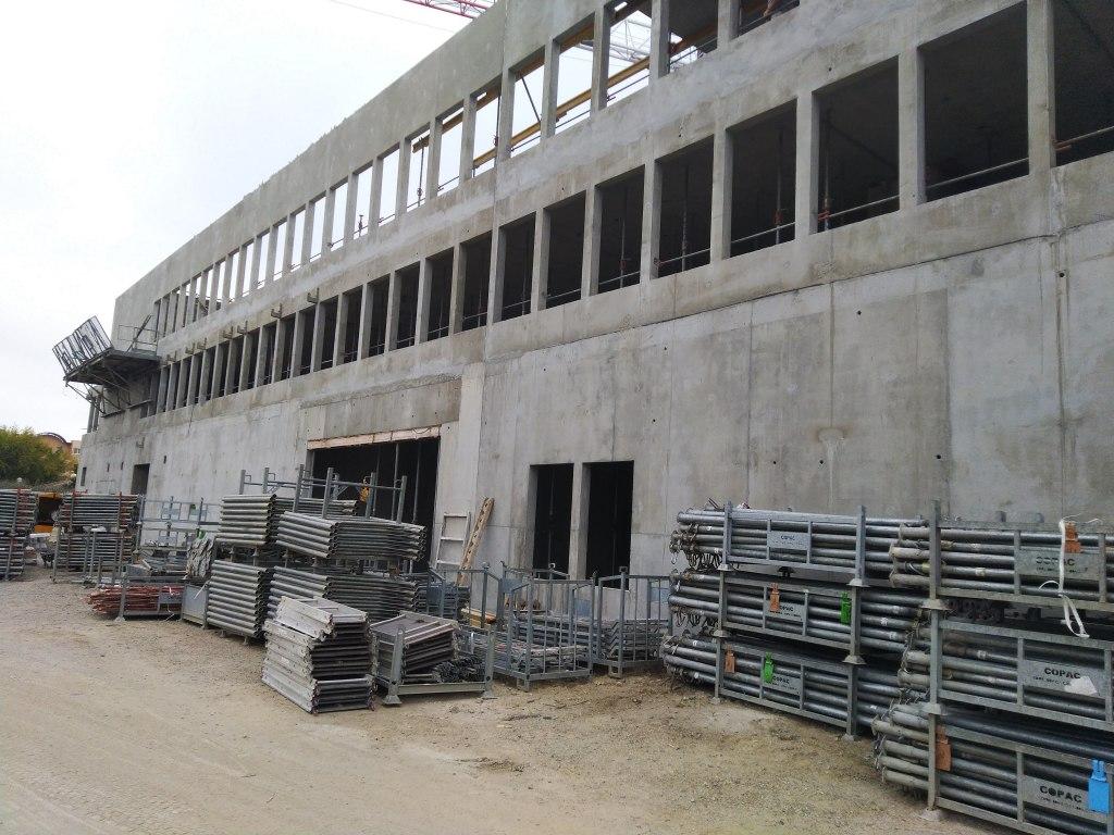 Acoba Assistance maîtrise d'ouvrage : Suite des travaux du nouveau Palais de justice de Mont-de-Marsan