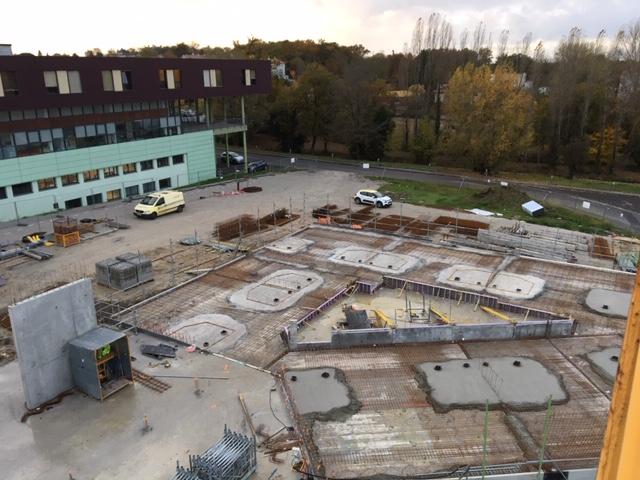 Acoba Assistance maîtrise d'ouvrage : UGECAM Aquitaine Tour de Gassies : construction d'une extension de 60 lits - 2