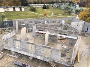 Acoba Assistance maîtrise d'ouvrage : UGECAM Aquitaine Tour de Gassies : construction d'une extension de 60 lits