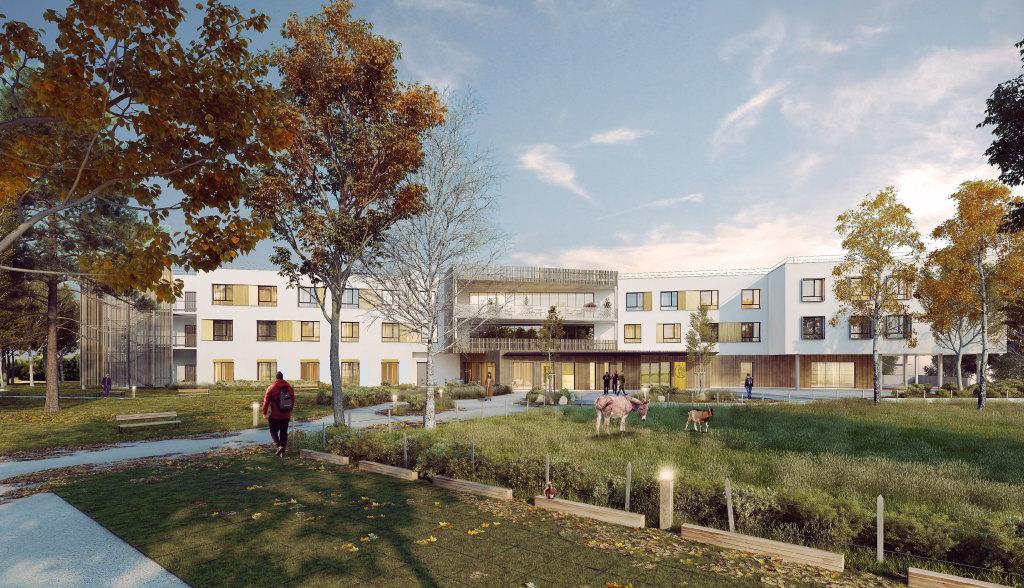 Acoba Assistance maîtrise d'ouvrage : CH de Sainte-Foy-Lès-Lyon - Construction d'un EHPAD de 105 lits