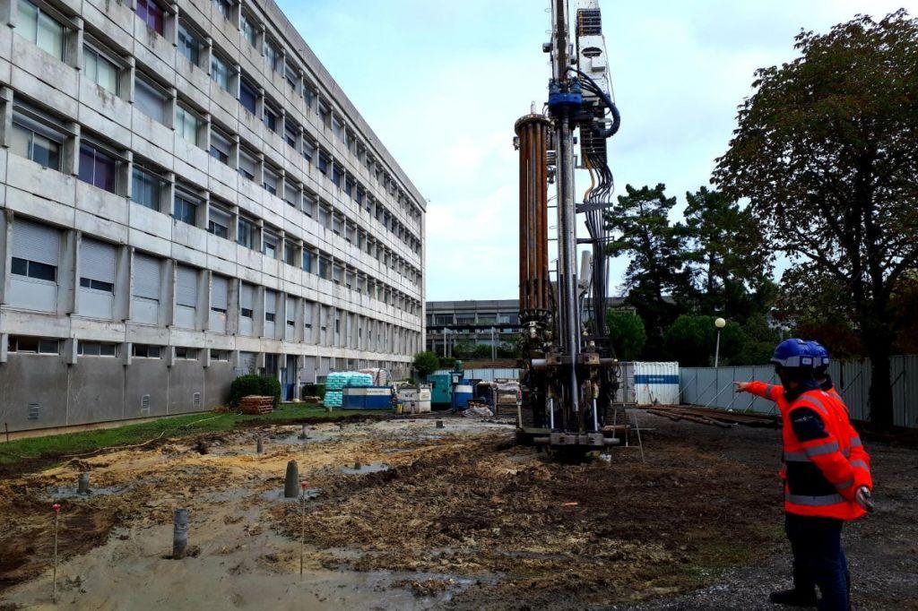 Acoba Assistance maîtrise d'ouvrage : SRIA / Université Bordeaux - Tranche 3 - 3