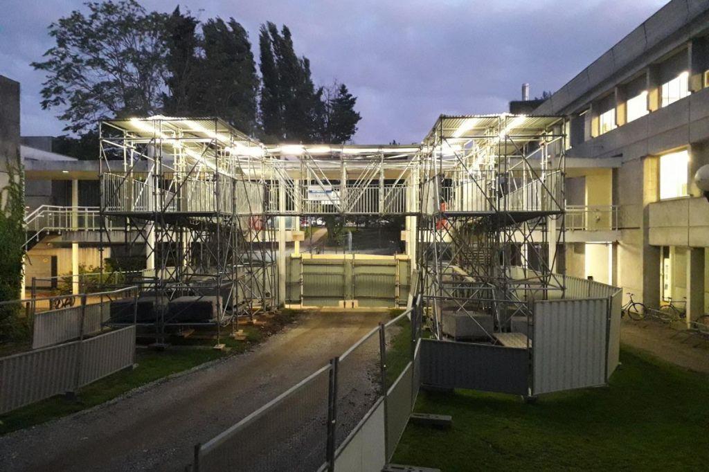 Acoba Assistance maîtrise d'ouvrage : SRIA / Université Bordeaux - Tranche 3 - 4