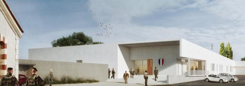 Acoba Assistance maîtrise d'ouvrage : ESID - MESS d'Angoulême en MGP