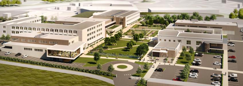 Acoba Assistance maîtrise d'ouvrage : Restructuration Extension du Campus des Métiers de Niort