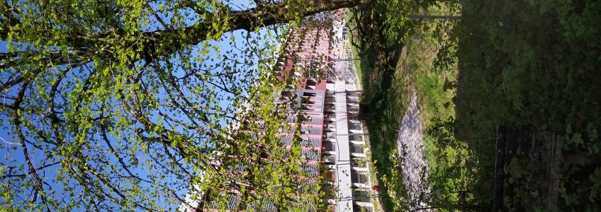 Acoba Assistance maîtrise d'ouvrage : Les travaux se poursuivent à Lure (70) - Extérieur