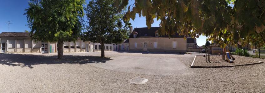 Acoba Assistance Maîtrise d'Ouvrage – Reconstruction de l'école maternelle de Rouvres-En-Plaine (21)
