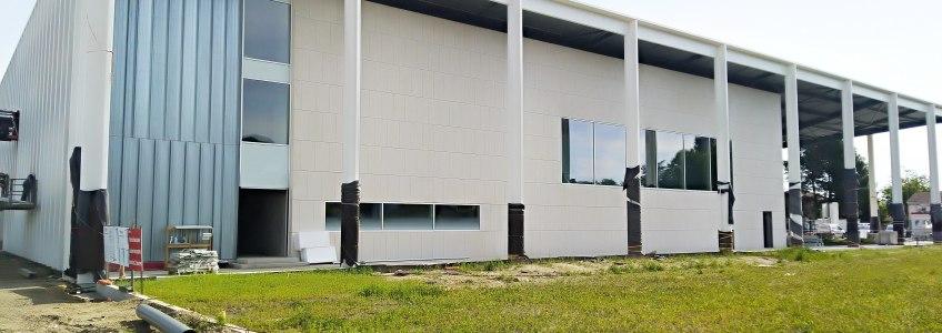 Acoba Assistance Maîtrise d'Ouvrage : Les travaux du Palais de Justice reprennent à Mont-de-Marsan - 1