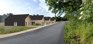Acoba Assistance Maîtrise d'Ouvrage : CCAS de La Chapelle Saint Laurent (79) - Construction d'un Habitat Regroupé adapté de 6 logements