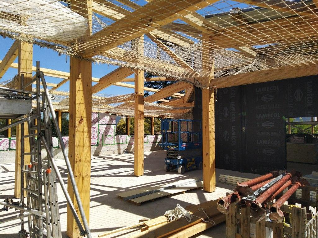 Acoba Assistance maîtrise d'ouvrage : Reprise du chantier du projet de restructuration du collège de Cenon - 2