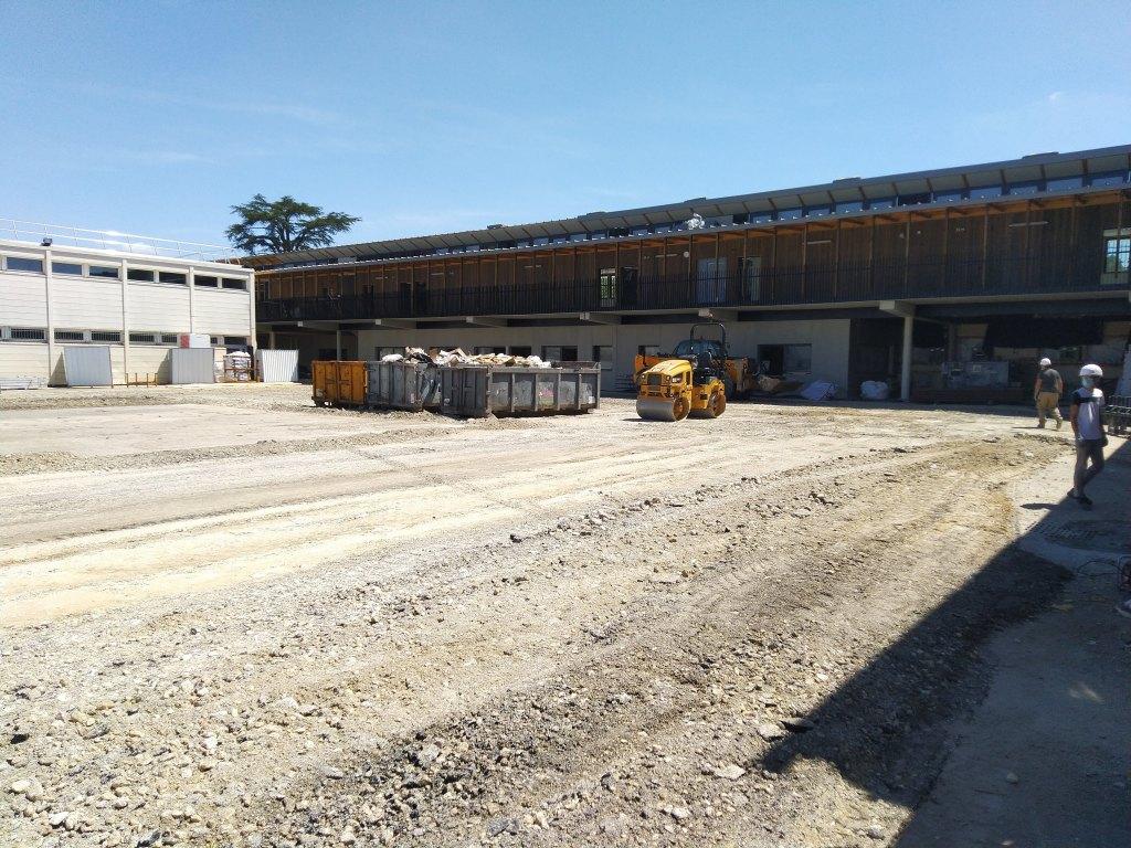 Acoba Assistance maîtrise d'ouvrage : Reprise du chantier du projet de restructuration du collège de Cenon - 4