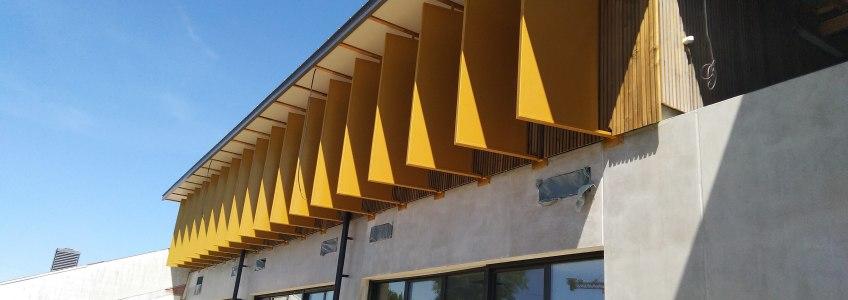 Acoba Assistance maîtrise d'ouvrage : Reprise du chantier du projet de restructuration du collège de Cenon
