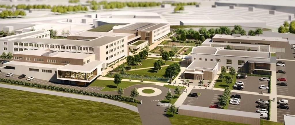 Acoba : Restructuration Extension du Campus des Métiers de Niort (79) pour le compte de la chambre de Métiers et de l'Artisanat de Nouvelle-Aquitaine
