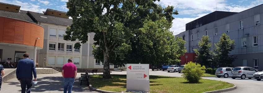 Acoba Assistance maîtrise d'ouvrage : GHT Centre Franche-Comté - Centre Hospitalier de Quingey