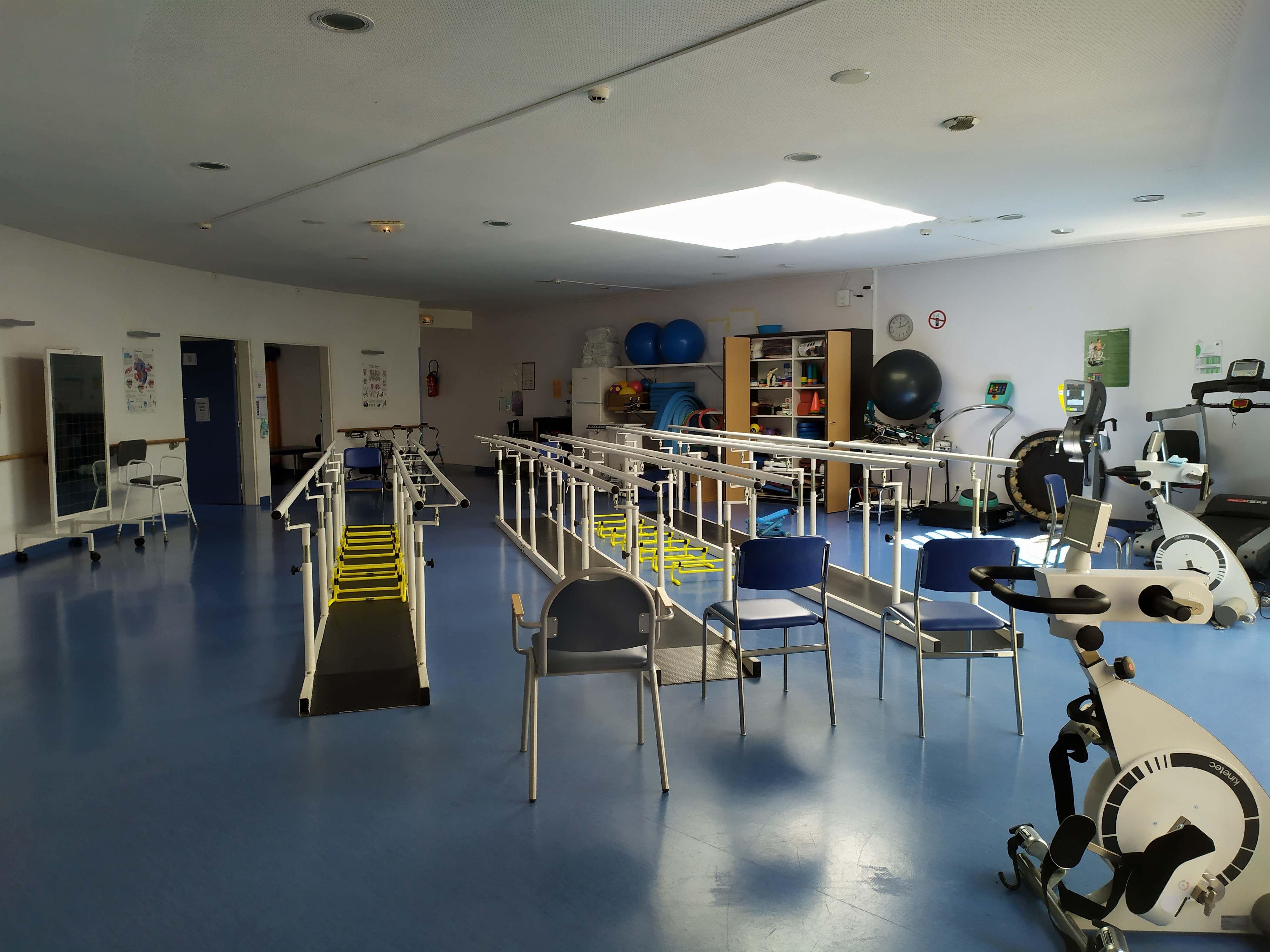 Acoba Assistance maîtrise d'ouvrage : GHT Centre Franche-Comté - Centre Hospitalier de Quingey - Intérieur