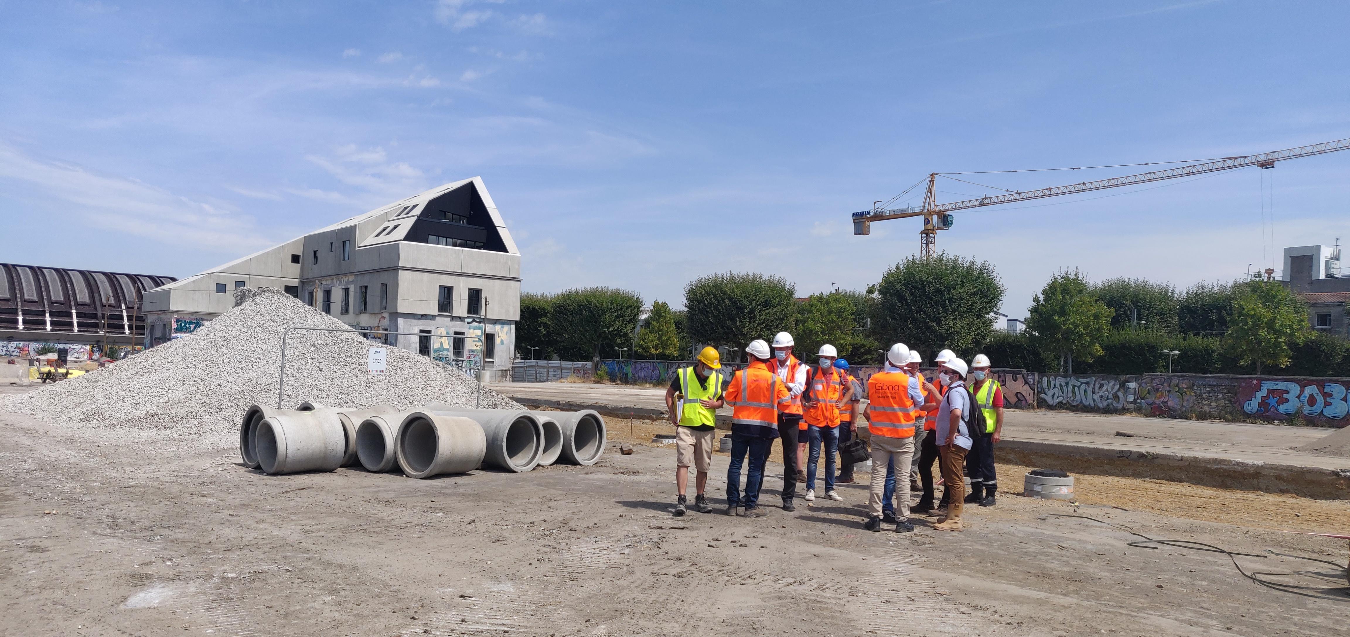 Acoba Assistance Maîtrise d'Ouvrage - ZAC Bastide Niel Bordeaux (33) : Clinique Thiers - 1