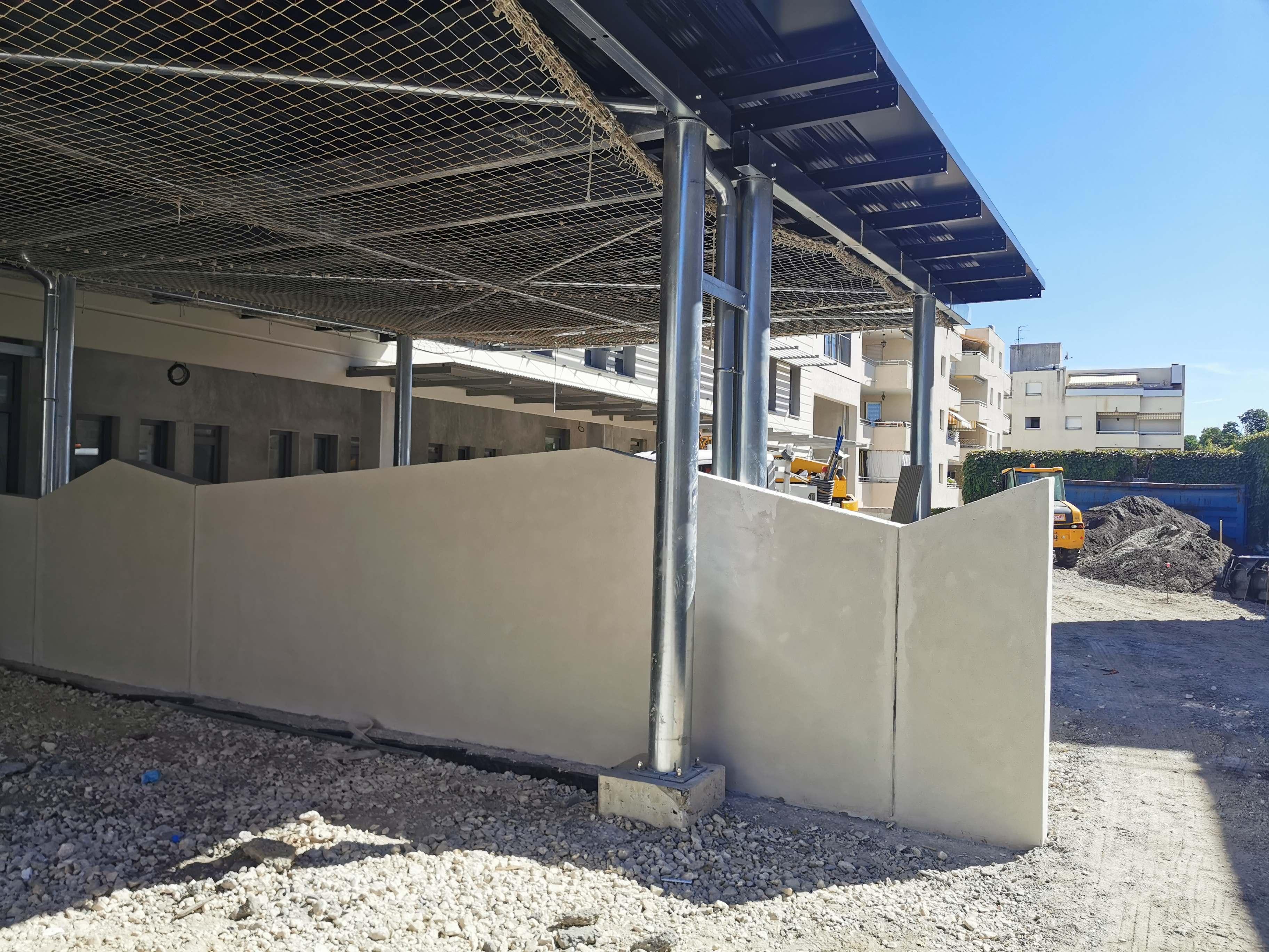 Acoba Assistance maîtrise d'ouvrage : Requalification d'un immeuble de bureaux du centre-ville de Bordeaux en Groupe Scolaire de 10 classes - 1