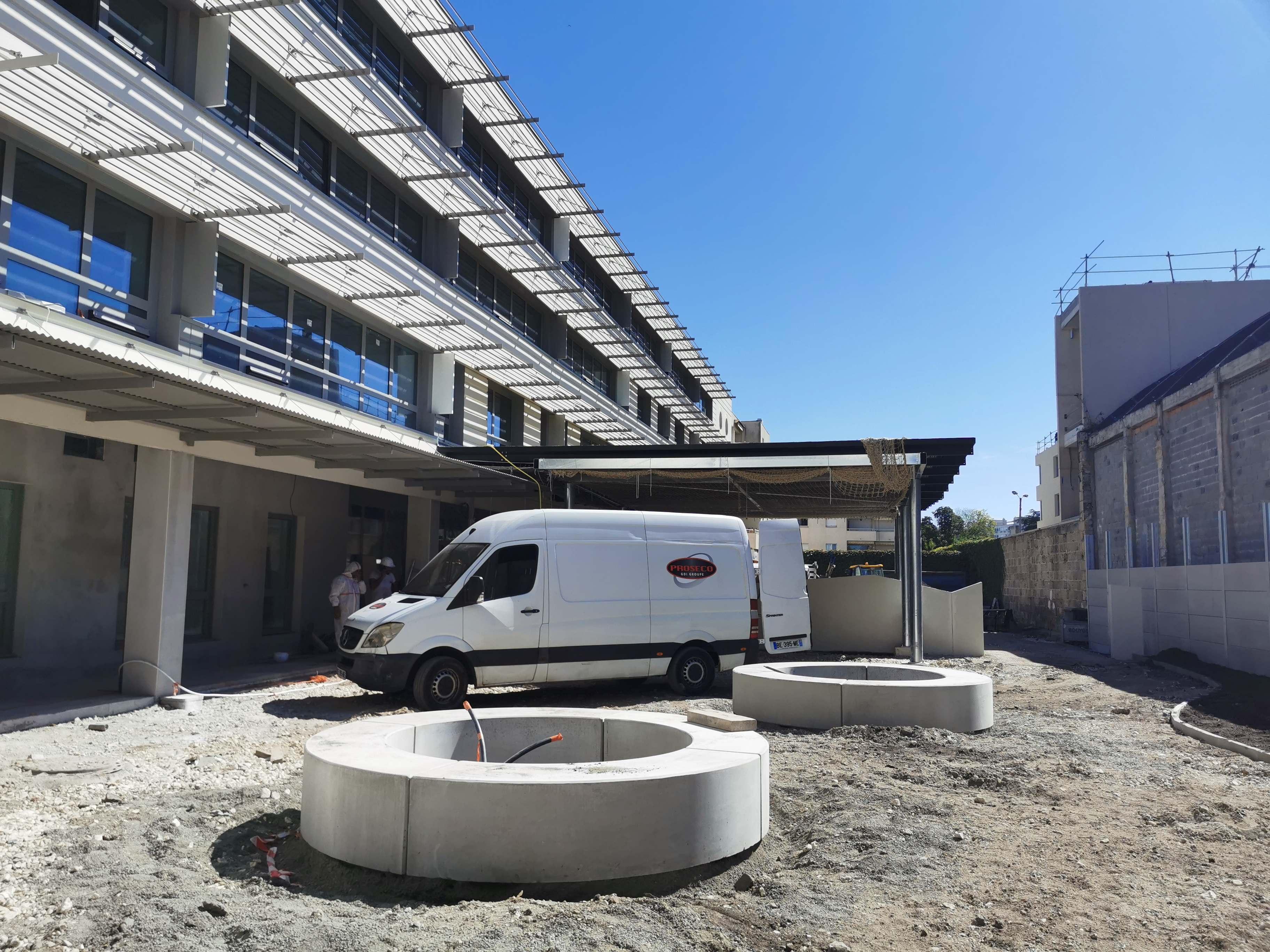 Acoba Assistance maîtrise d'ouvrage : Requalification d'un immeuble de bureaux du centre-ville de Bordeaux en Groupe Scolaire de 10 classes - 3