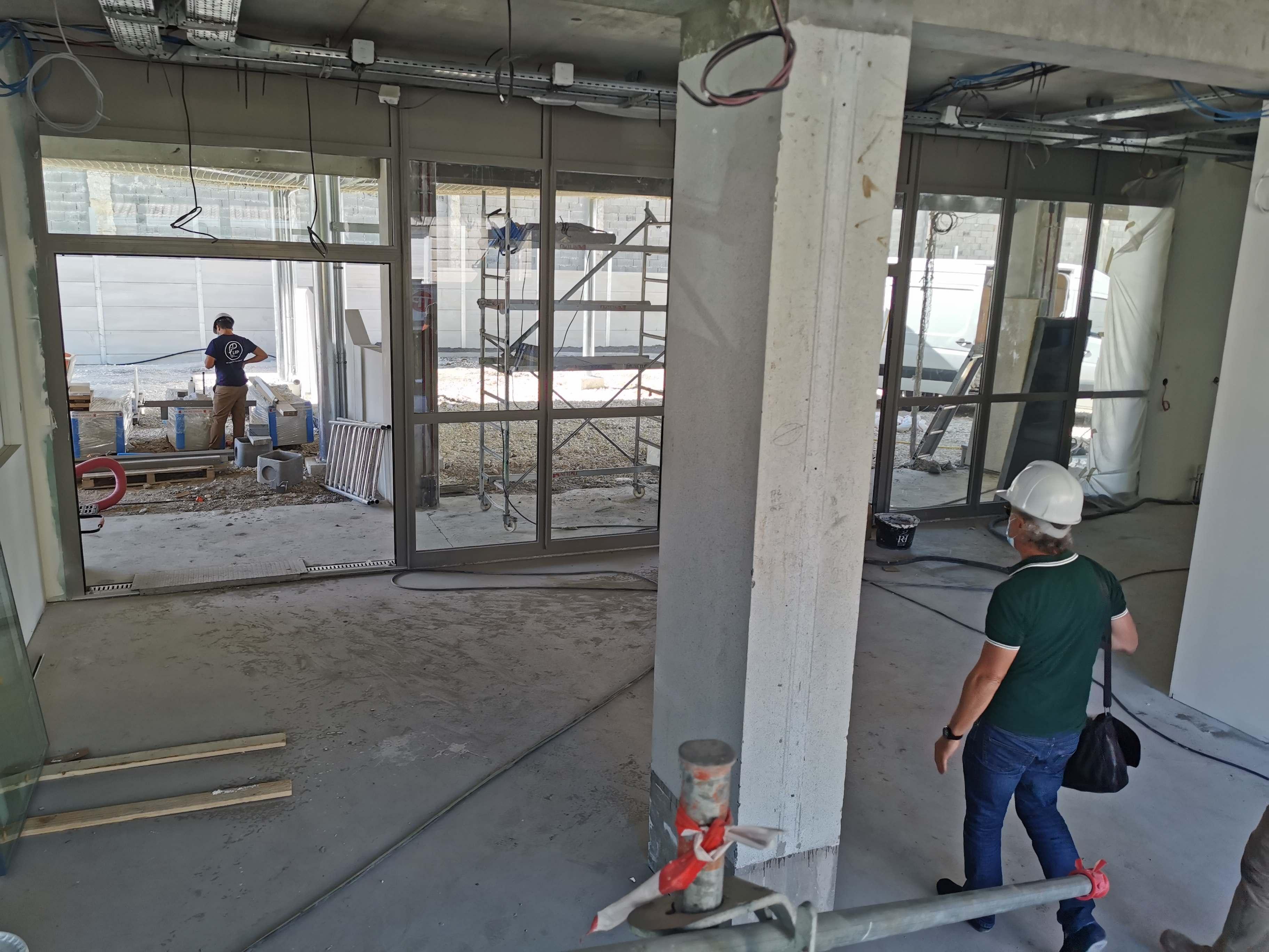 Acoba Assistance maîtrise d'ouvrage : Requalification d'un immeuble de bureaux du centre-ville de Bordeaux en Groupe Scolaire de 10 classes - 4