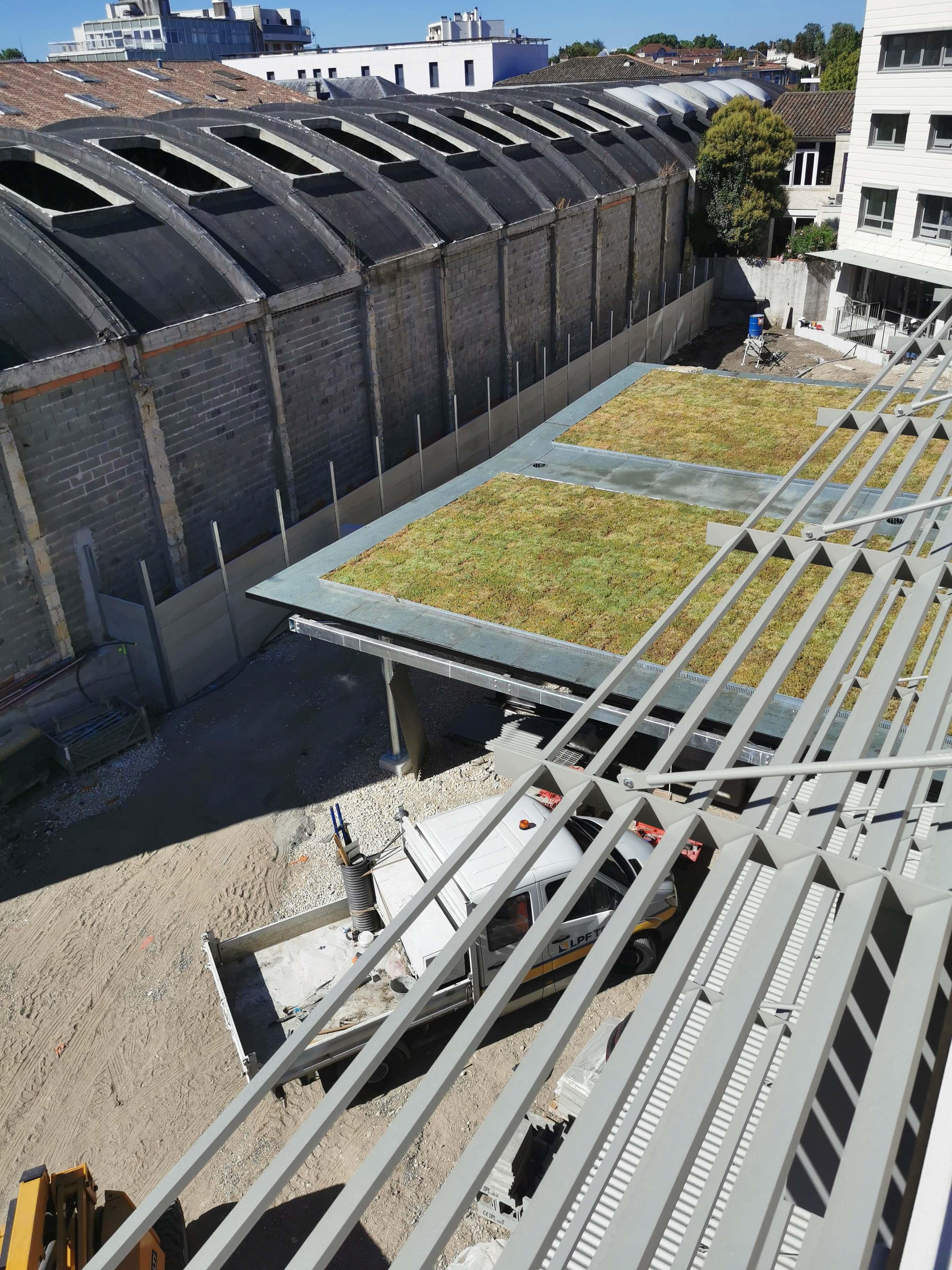 Acoba Assistance maîtrise d'ouvrage : Requalification d'un immeuble de bureaux du centre-ville de Bordeaux en Groupe Scolaire de 10 classes - 7