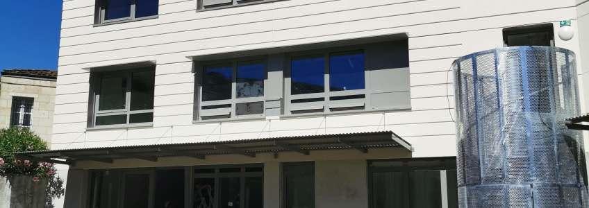 Acoba Assistance maîtrise d'ouvrage : Requalification d'un immeuble de bureaux du centre-ville de Bordeaux en Groupe Scolaire de 10 classes