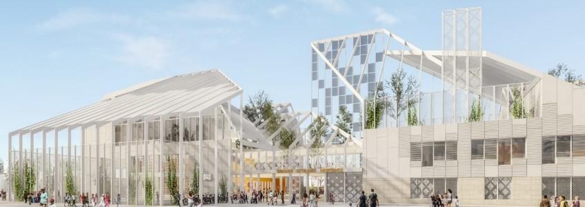 Acoba Assistance maîtrise d'ouvrage : Construction du Groupe Scolaire Hortense à Bordeaux