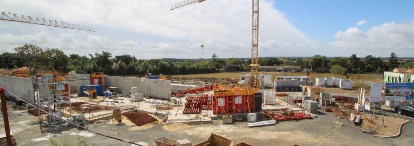 Acoba Assistance Maîtrise d'Ouvrage - Début du chantier Lysseo