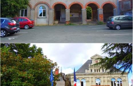 Assistance maîtrise d'ouvrage : Appels à candidature Mairie et Bibliothèque et Ecole de Musique à Lys Haut Layon