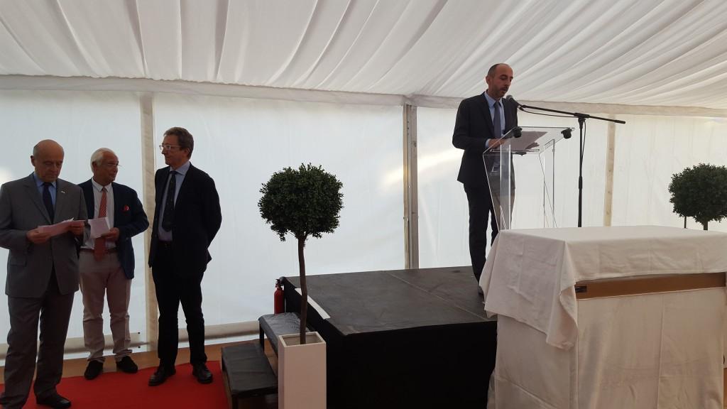 Acoba : Inauguration du nouveau bâtiment de la Polyclinique Bordeaux Nord - 1