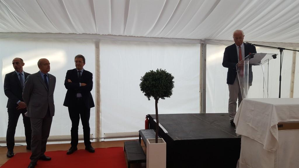 Acoba : Inauguration du nouveau bâtiment de la Polyclinique Bordeaux Nord - 2
