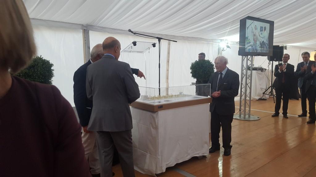 Acoba : Inauguration du nouveau bâtiment de la Polyclinique Bordeaux Nord - 7