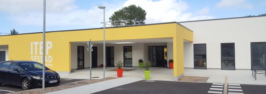 Acoba Assistance Maîtrise d'Ouvrage : Inauguration de l'ITEP de Meschers sur Gironde