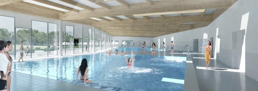 Acoba Assistance maîtrise d'ouvrage : reconstruction d'une piscine à Ambarès-et-Lagrave