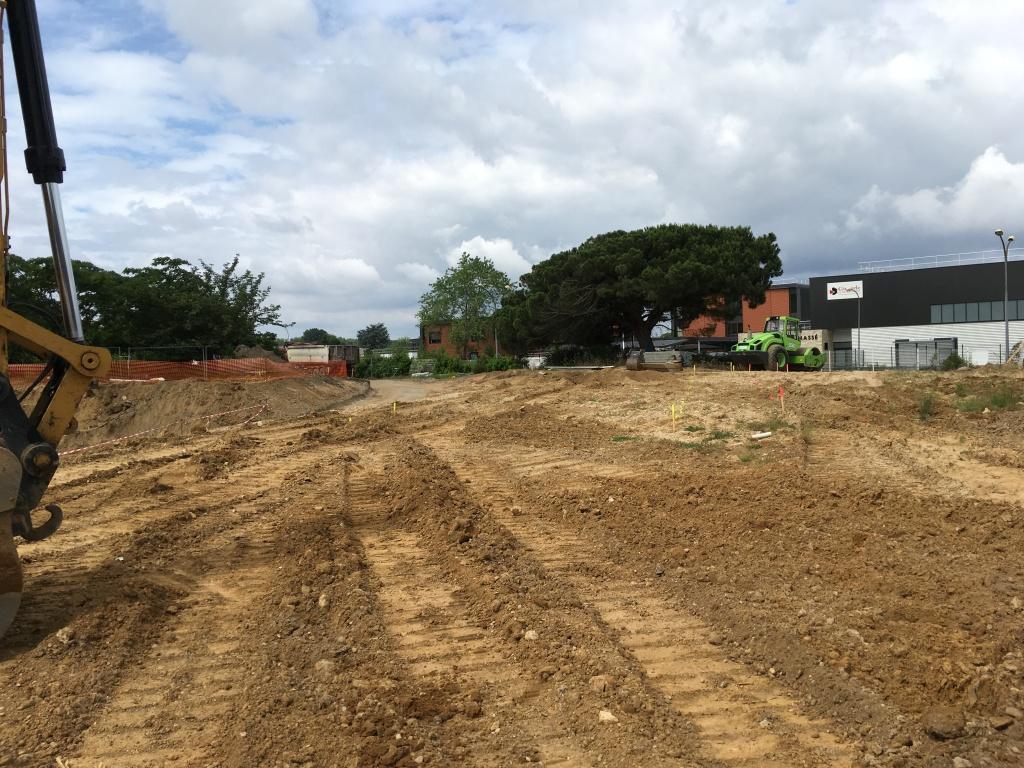 Acoba Assistance maîtrise d'ouvrage : Les travaux de reconstruction de la piscine à Ambarès-et-Lagrave ont débuté - 2