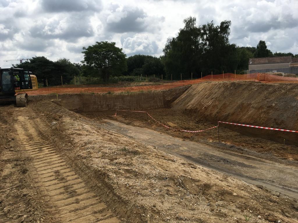 Acoba Assistance maîtrise d'ouvrage : Les travaux de reconstruction de la piscine à Ambarès-et-Lagrave ont débuté - 4