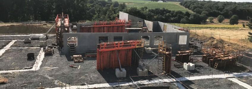 Acoba Assistance maîtrise d'ouvrage : EPAS 65 – Poursuite des travaux du nouvel EHPAD de Castelnau-Rivière-Basse