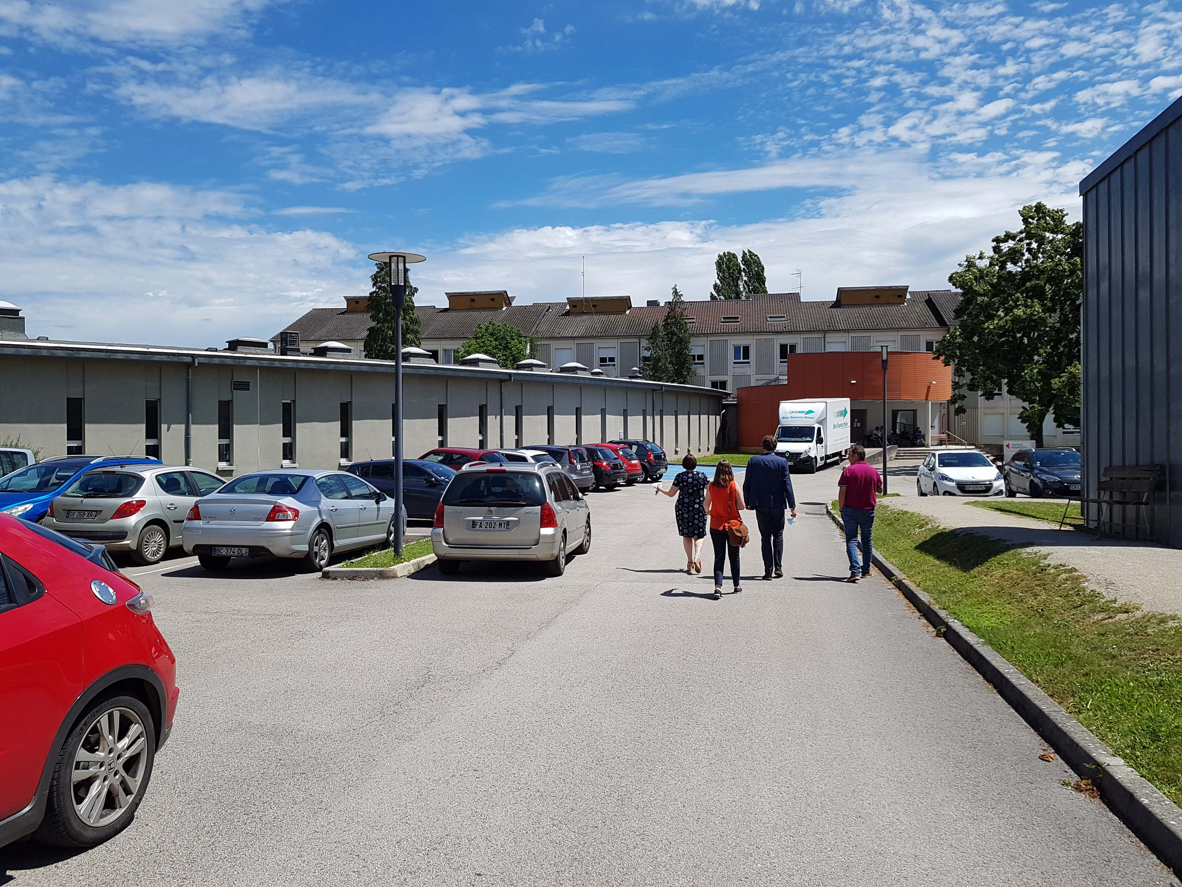 Acoba Assistance maîtrise d'ouvrage : GHT Centre Franche-Comté - Centre Hospitalier de Quingey - Extérieur