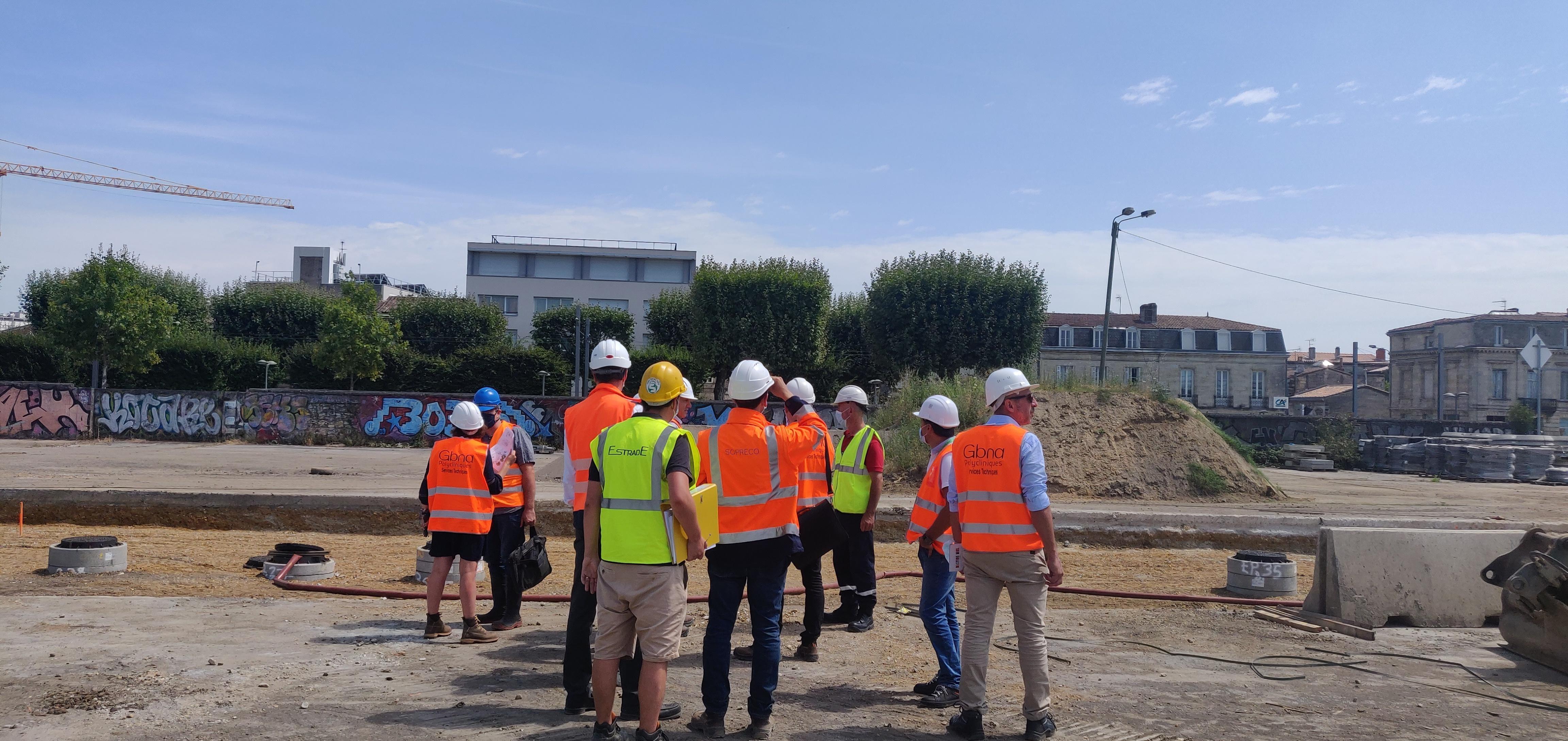 Acoba Assistance Maîtrise d'Ouvrage - ZAC Bastide Niel Bordeaux (33) : Clinique Thiers - 2