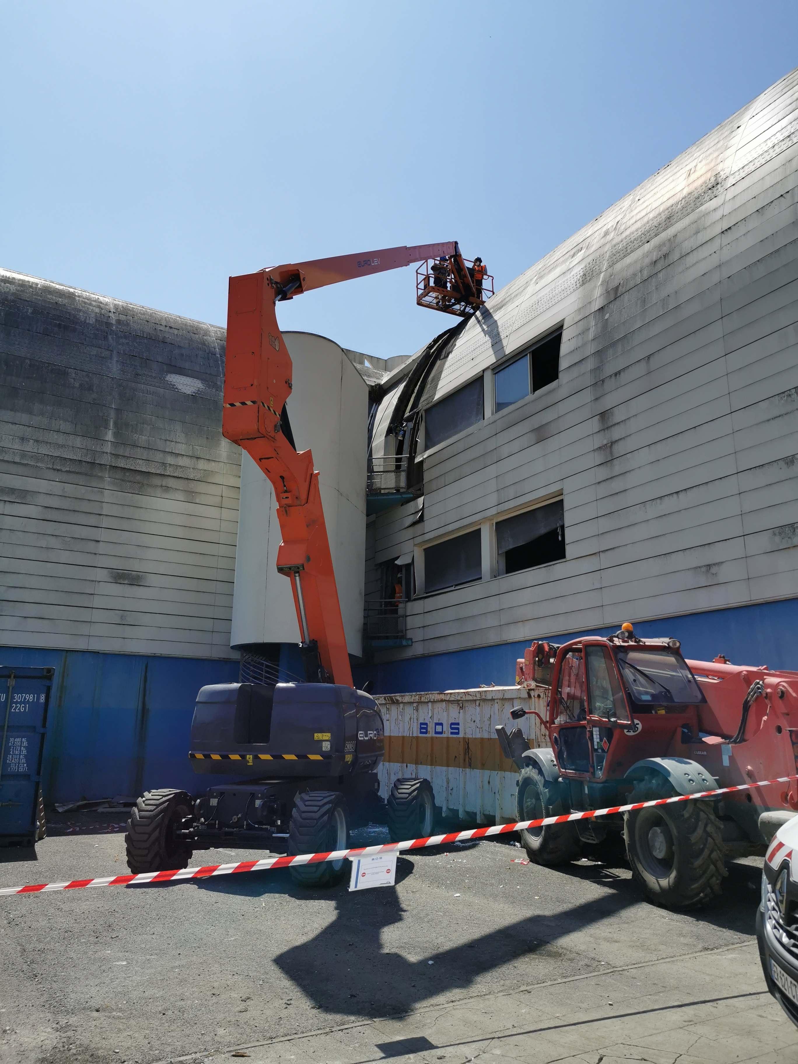 Acoba Assistance Maîtrise d'Ouvrage - Chantier de restructuration du collège Jules Ferry de Mérignac - 4