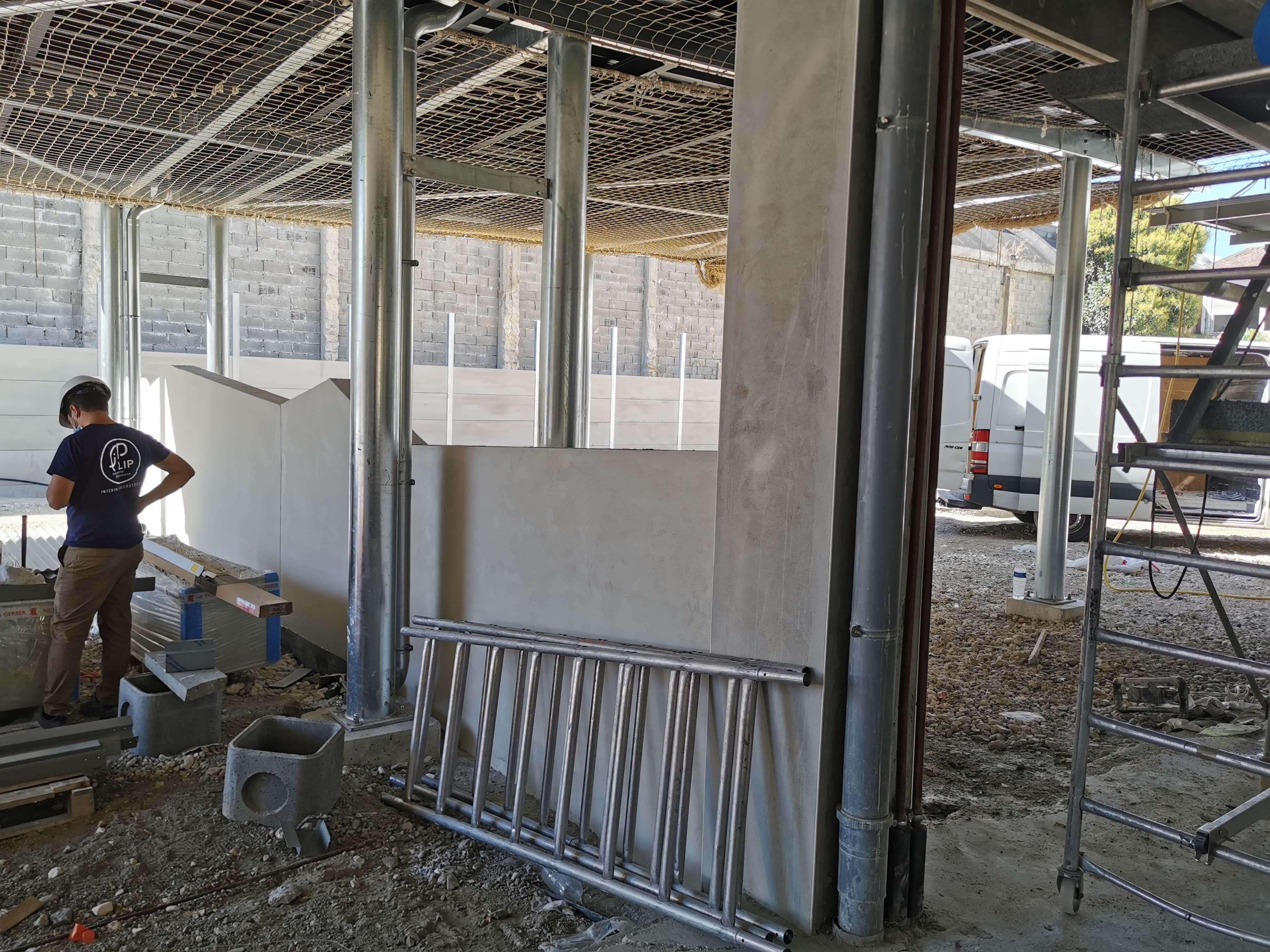 Acoba Assistance maîtrise d'ouvrage : Requalification d'un immeuble de bureaux du centre-ville de Bordeaux en Groupe Scolaire de 10 classes - 6