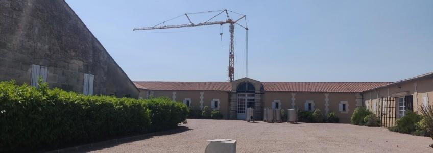 Acoba Assistance Maîtrise d'Ouvrage - Chantier Domaines Delon : Château Léoville Las Cases - 1