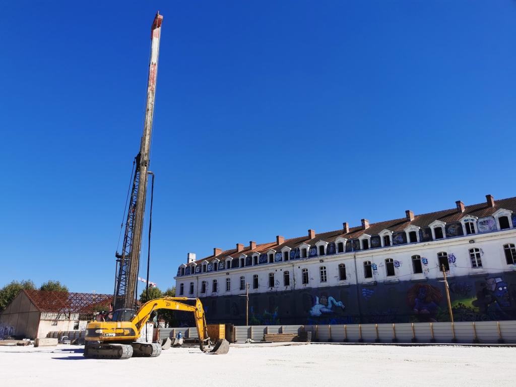 Acoba Assistance maîtrise d'ouvrage : Construction du Groupe Scolaire Hortense à Bordeaux - 1