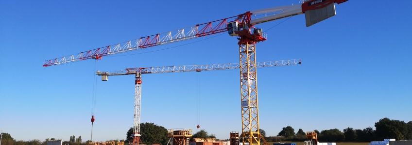 Acoba - Construction du 35ème collège du département de la Vienne à Poitiers