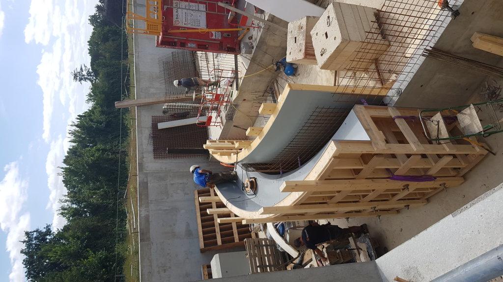 Acoba Assistance Maîtrise d'Ouvrage - Début du chantier Lysseo - 2