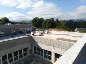 Acoba Assistance maîtrise d'ouvrage : avancement des travaux pour le chantier de l'EHPAD à Oloron-Sainte-Marie